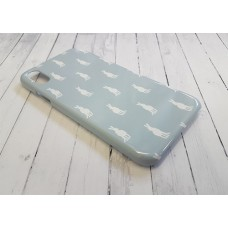 Hare Phone Tough Case Duck Egg Blue (2nd Class Delivery)