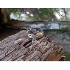 Three Leaping Hares Ring