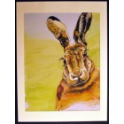 Hugo Original Painting & Mount