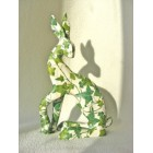 Ivy Hare resin sculpture