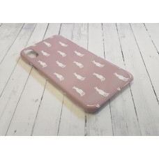 Hare Phone Tough Case Vintage Heather (1st Class Delivery)