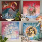 Hare Pack (pack of 4)